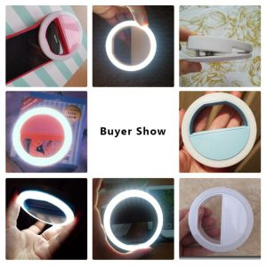 Selfie Ring Light for Camera Phone