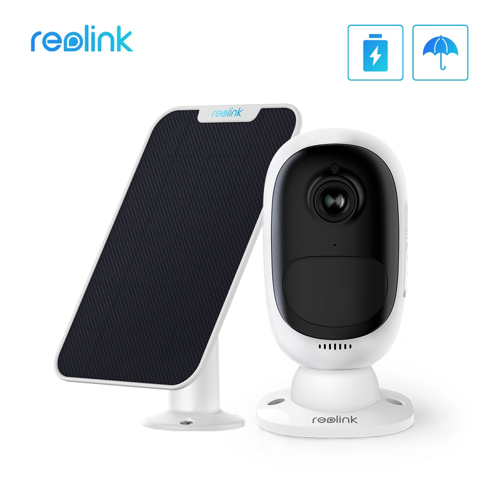 Reolink Argus 2 / solar panel wireless HD security camera